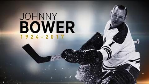649249a3b80 Johnny Bower s legacy resonates across all Maple Leafs generations -  Sportsnet.ca