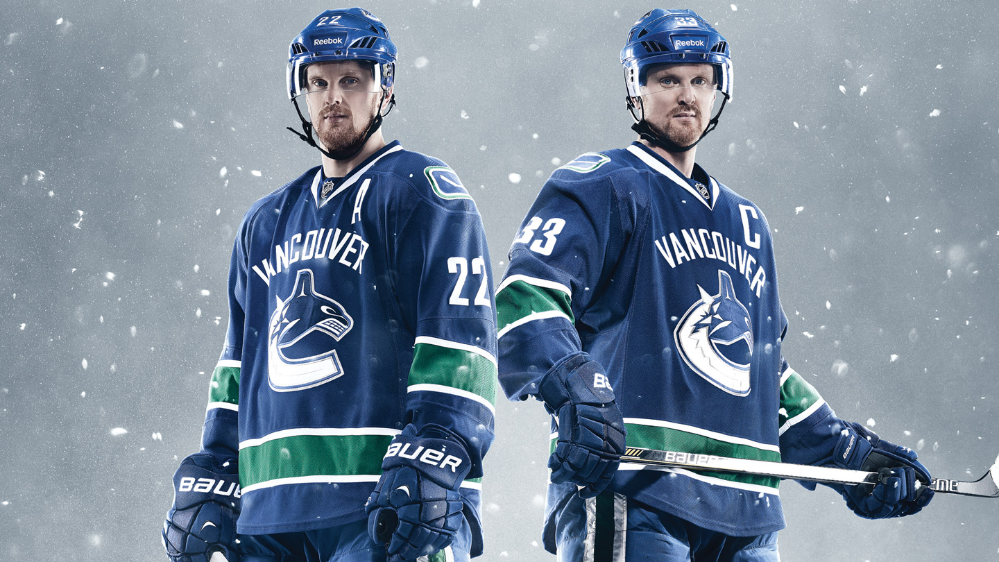 What it s like to be a linemate of Daniel and Henrik Sedin d1a1d4f8e
