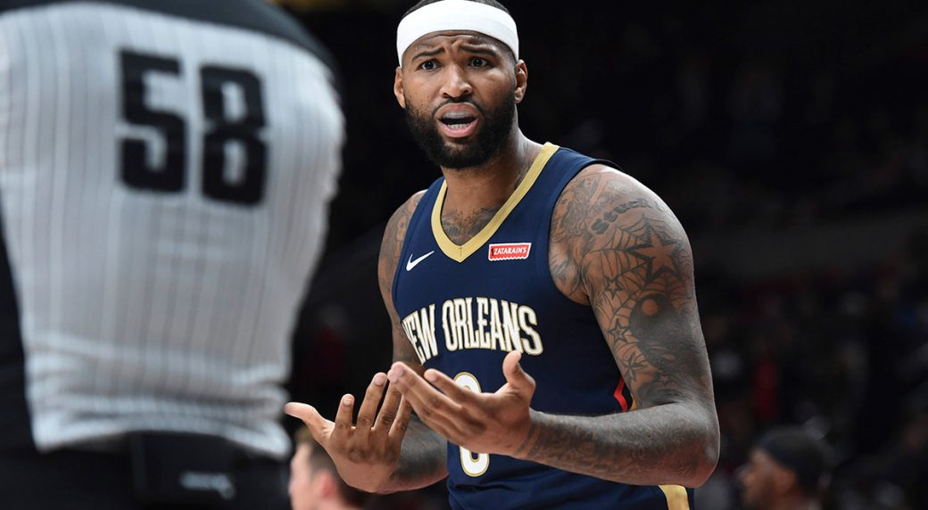 Report  DeMarcus Cousins agrees to contract with Warriors - Sportsnet.ca 2c30f854e