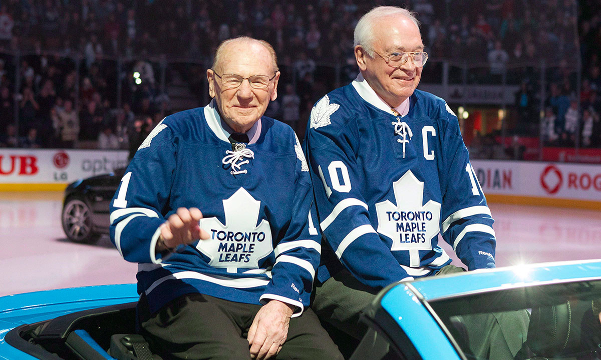 Maple Leafs To Honour Bower With Celebration Of Life, Uniform Patches