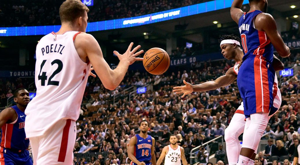 Five surprising stats from the Toronto Raptors season so far ... b34fdf844