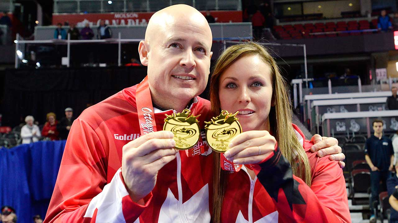 Homan, Koe victories shake up teams for Olympic mixed doubles trials