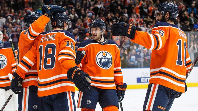 McDavid s new top-line trio proving a worthy experiment for Oilers ... 78374b400