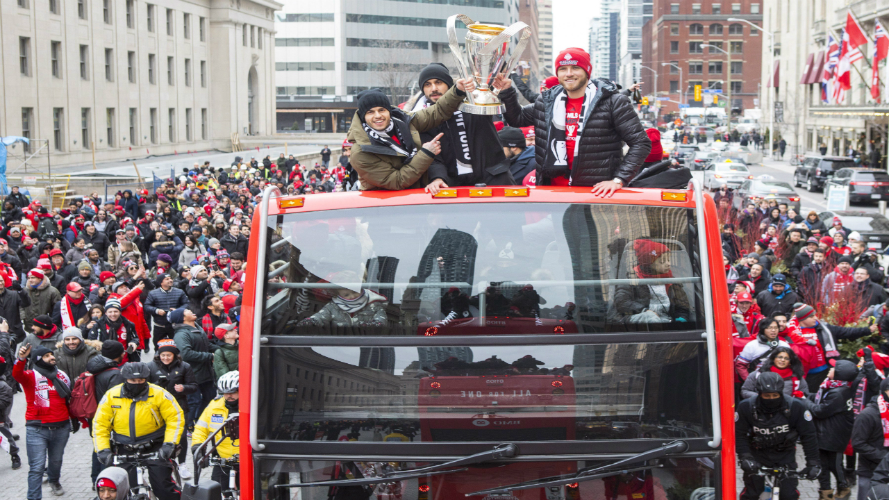 Toronto FC to open MLS season at home for first time ever