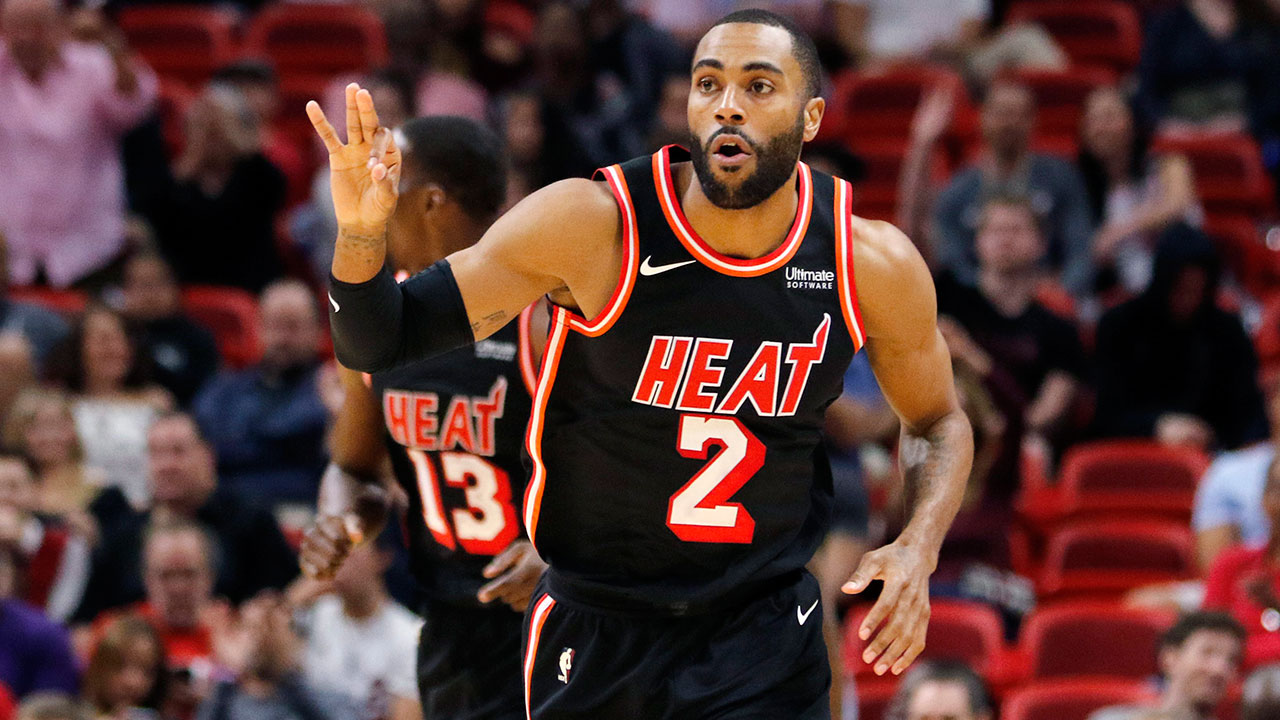 Wayne Ellington returning to Miami on 1-year deal