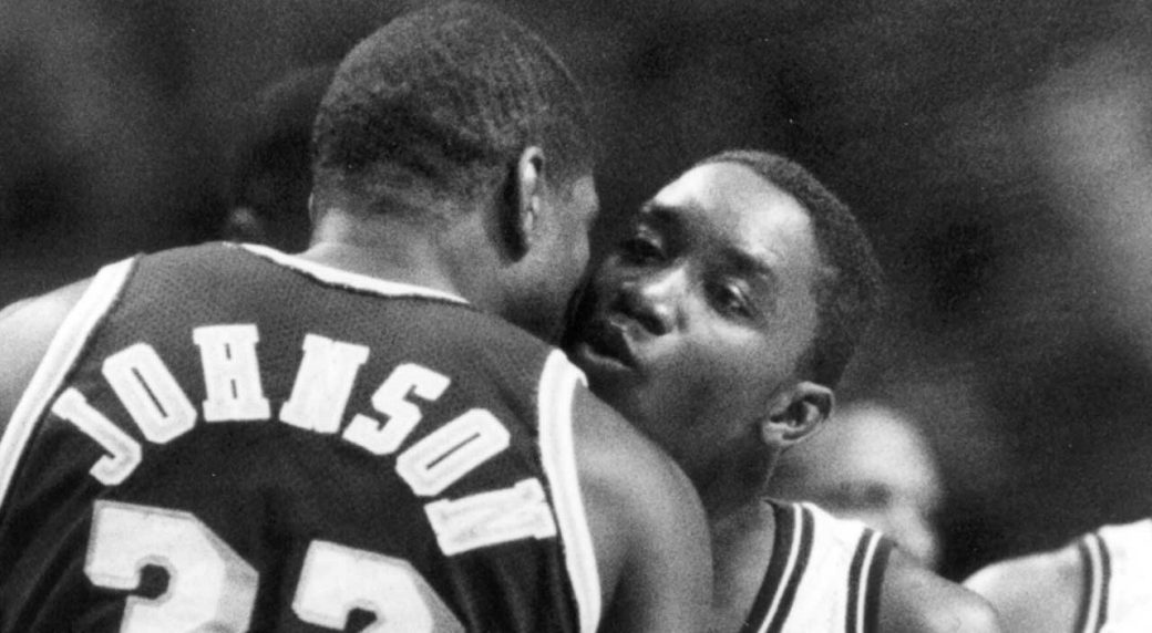 Magic Johnson Squashes Beef With Isiah Thomas In Emotional Reunion