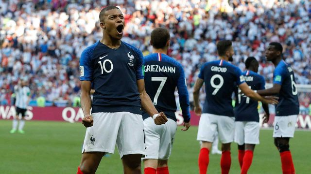 France can still get better, warns Deschamps