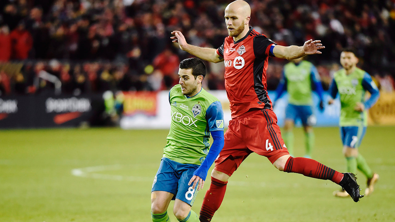 Lifting MLS Cup has been obsession for Michael Bradley, TFC