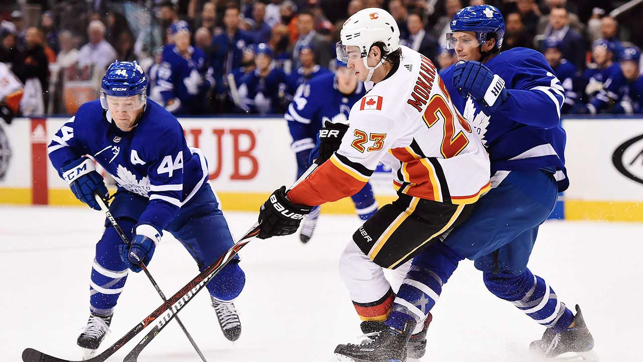 Maple Leafs confident in defence despite doubters