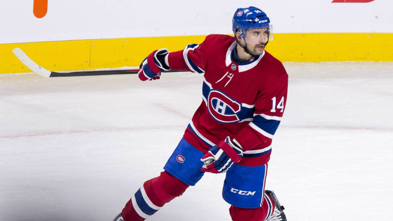Tomas Plekanec scores in OT as Canadiens beat Devils