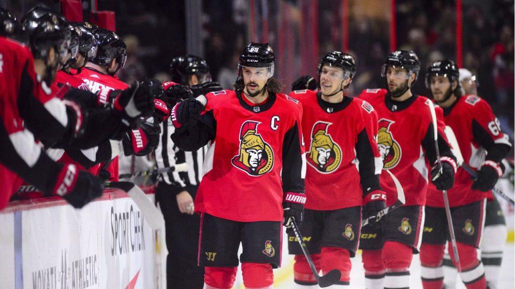 Senators to wear NHL100 Classic sweaters 7 more times this season -  Sportsnet.ca e9e7b1792