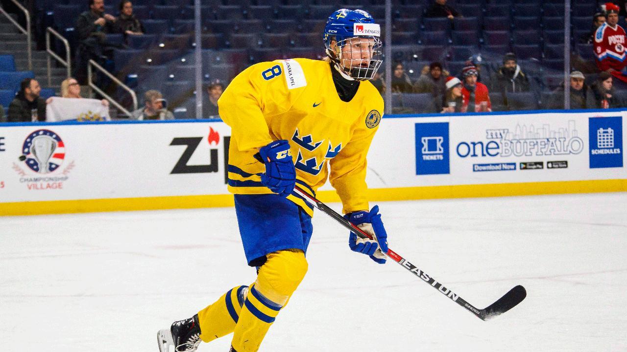 Rasmus Dahlin By And Far The Top Prospect