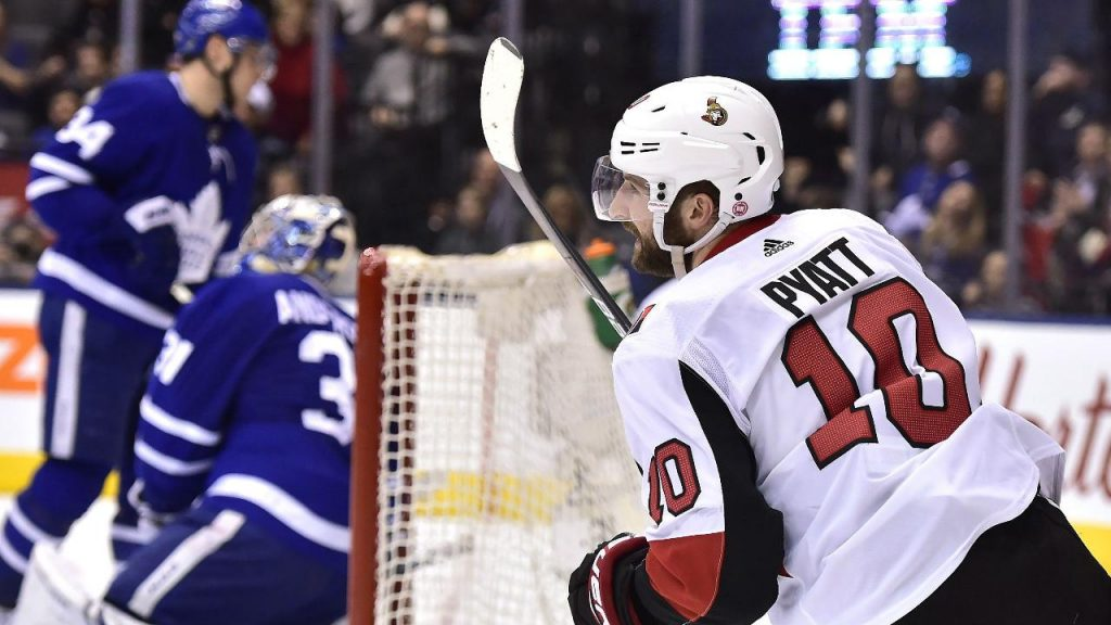 Leafs send defenceman Dermott a046308bf
