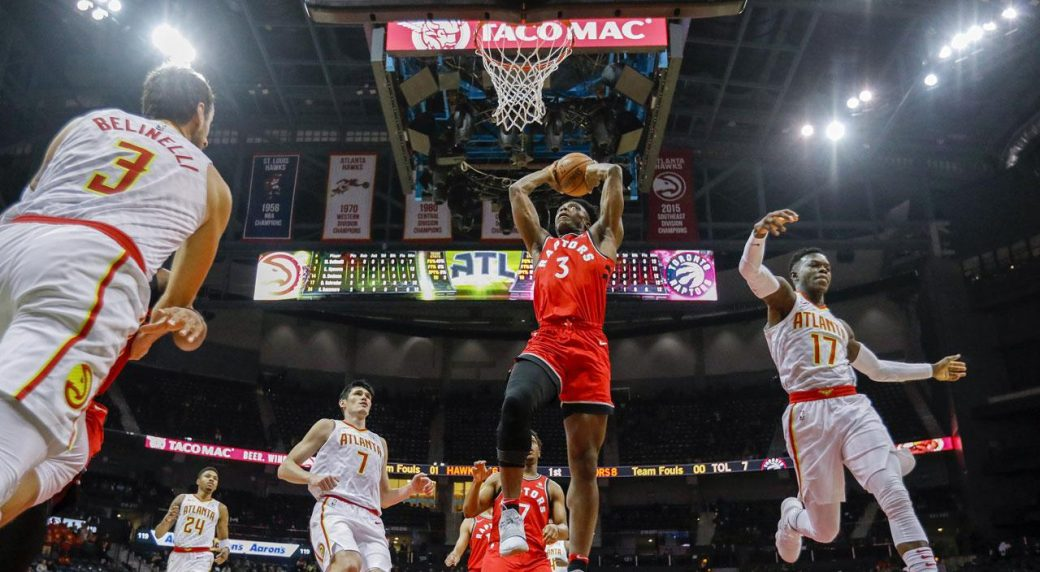 Anunobys 22 Helps Raptors Advance In Summer League Playoffs