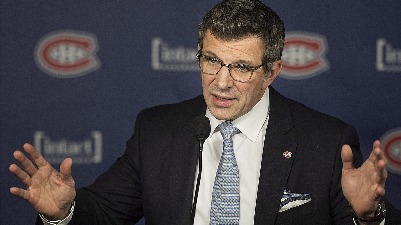 Canadiens' Hole At Centre Position A Smoking Gun Against GM Bergevin