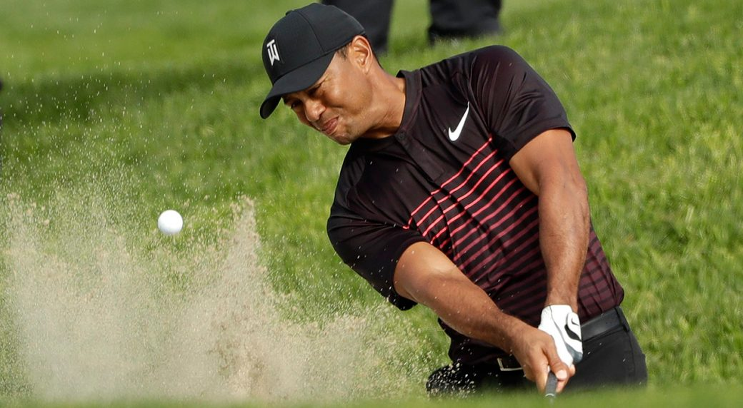 'Rusty' Woods off to even-par start in latest comeback bid