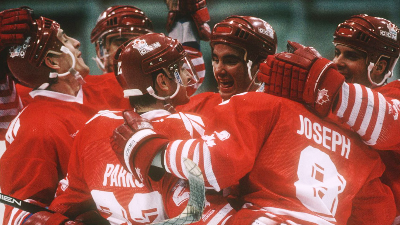 the oral history of the 1994 olympic hockey tournament