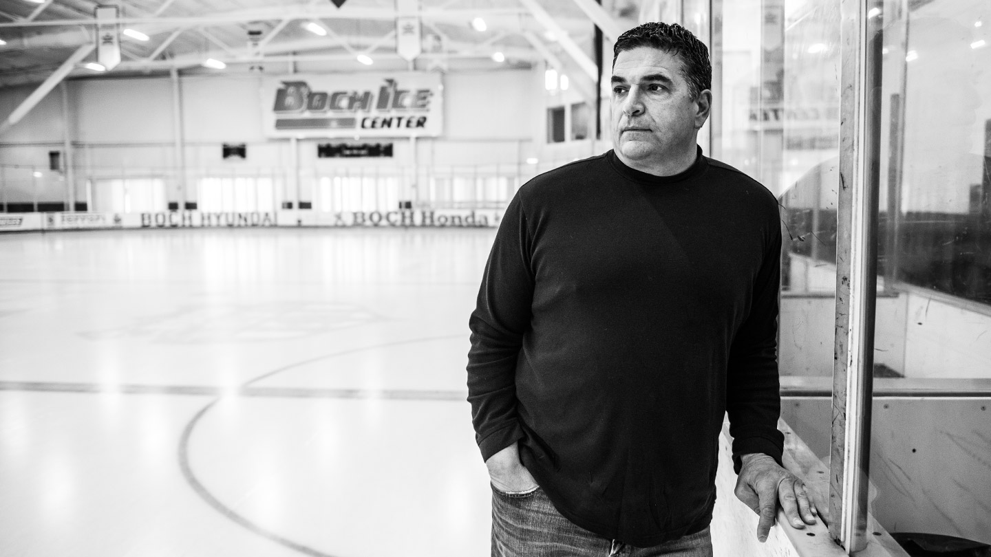 Big Read: Inside Kevin Stevens's 25-year Fight With Addiction
