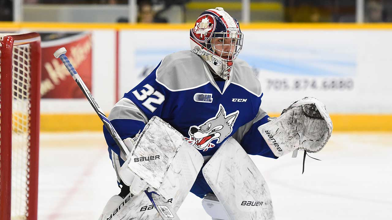 OHL: Roundup - Mario Culina Perfect As Rangers Shut Out IceDogs