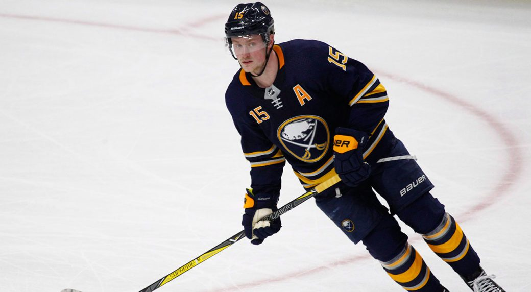 Jack Eichel unlikely to play for Team USA at world championship. Buffalo  Sabres ... 310abd8c5