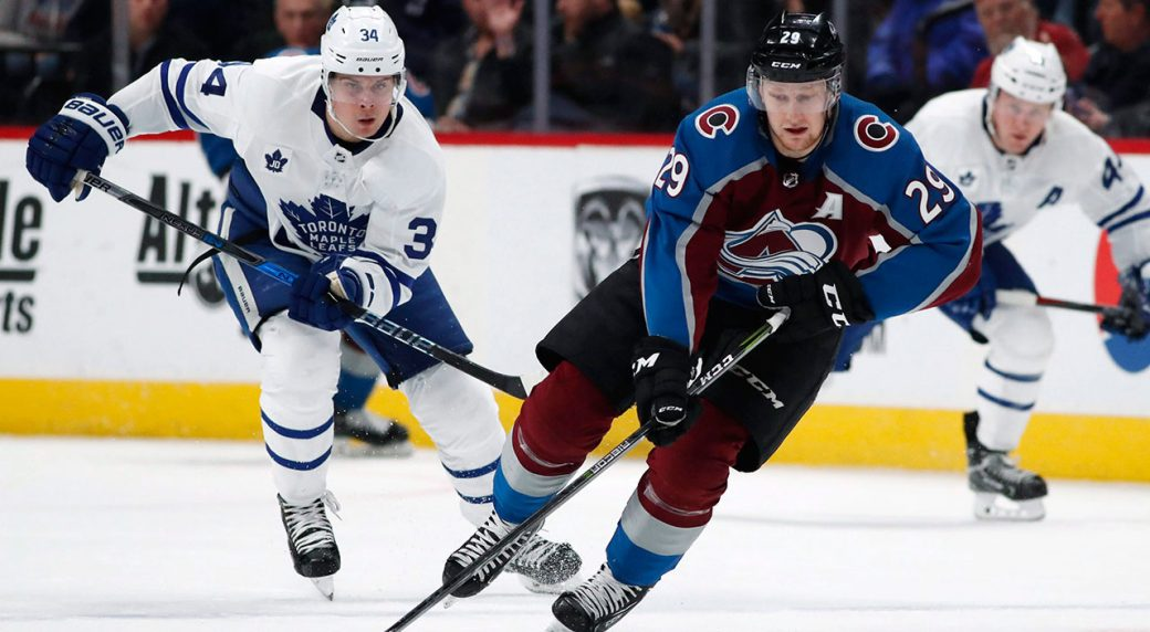 48d17a6abe0 Young scorers lead the way as NHL All-Star weekend arrives ...