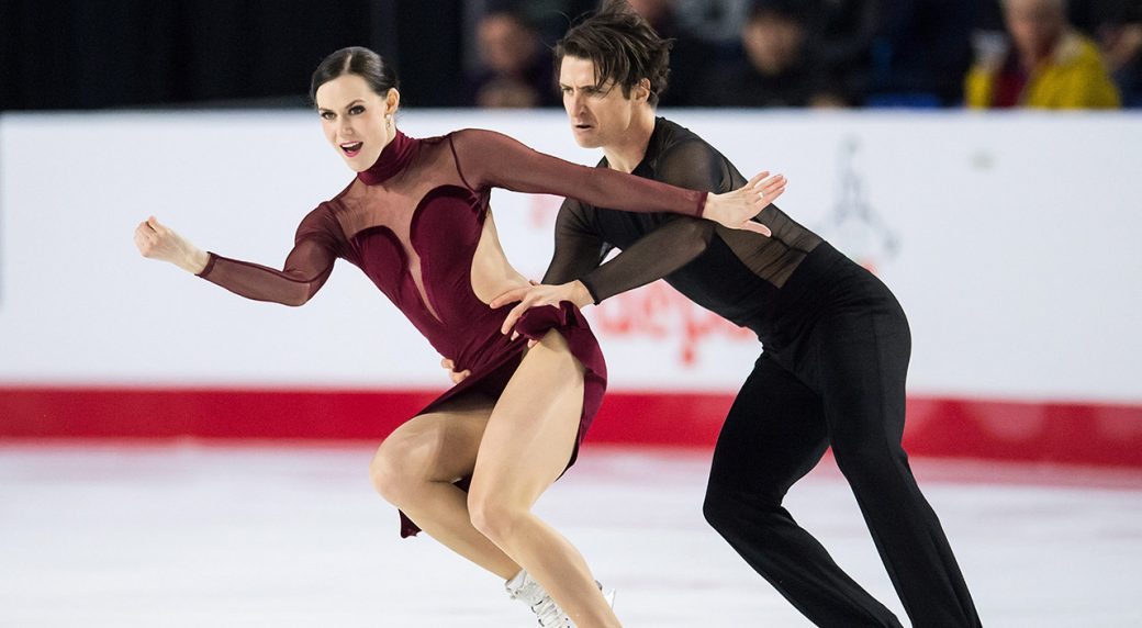 PHOTOS Which Figure Skating Pairs Are Dating