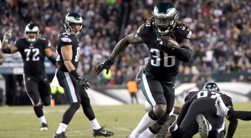 Eagles advance to NFC championship game with 15-10 win over Falcons