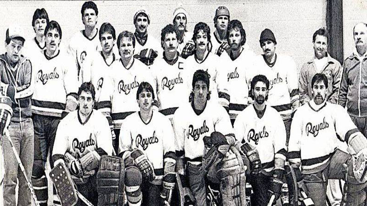 When Corner Brook won the Allan Cup with help from Crosby's uncle