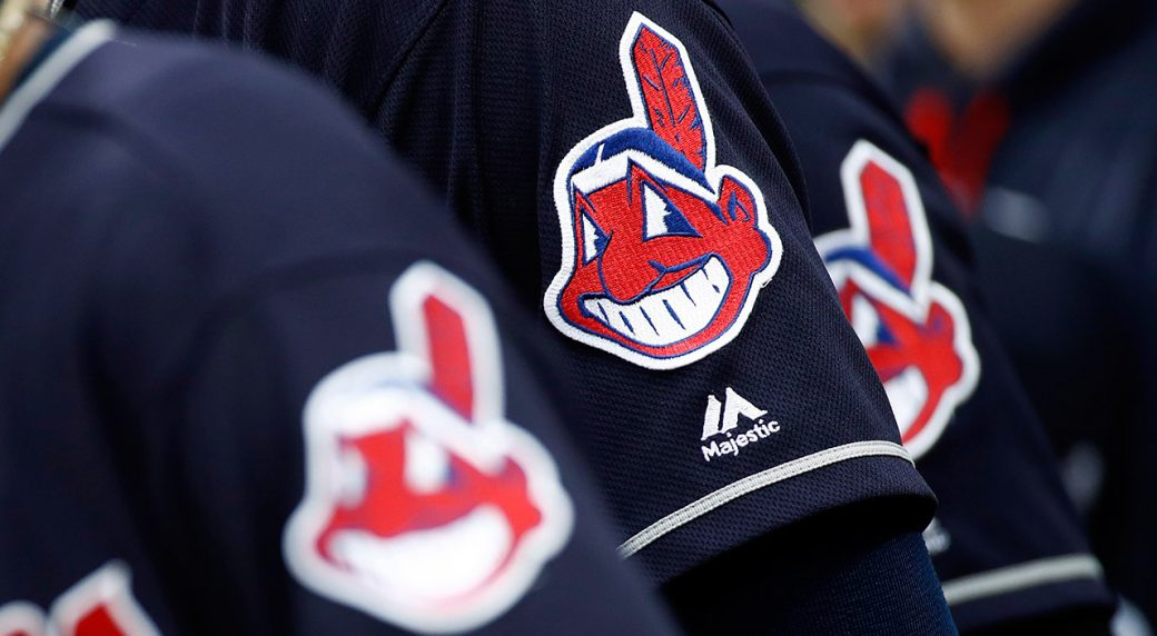 ea4baa6fc18 Indians drop Chief Wahoo logo for Canada stop - Sportsnet.ca