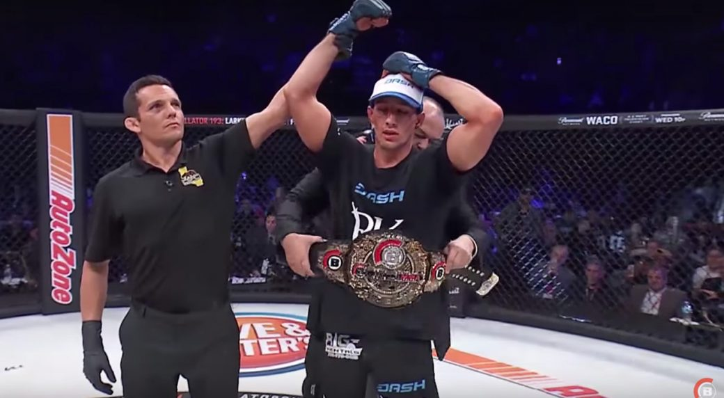 Chael Sonnen's mouth is where the money's at in Bellator's heavyweight tourney