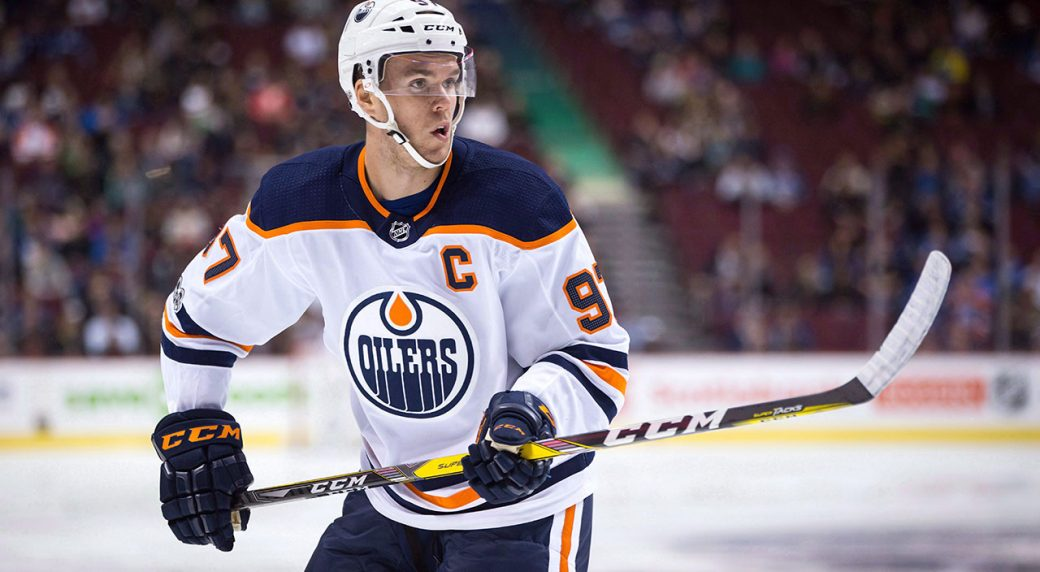 8b82466bf65 4 things we learned in the NHL  Oilers  Connor McDavid races past ...