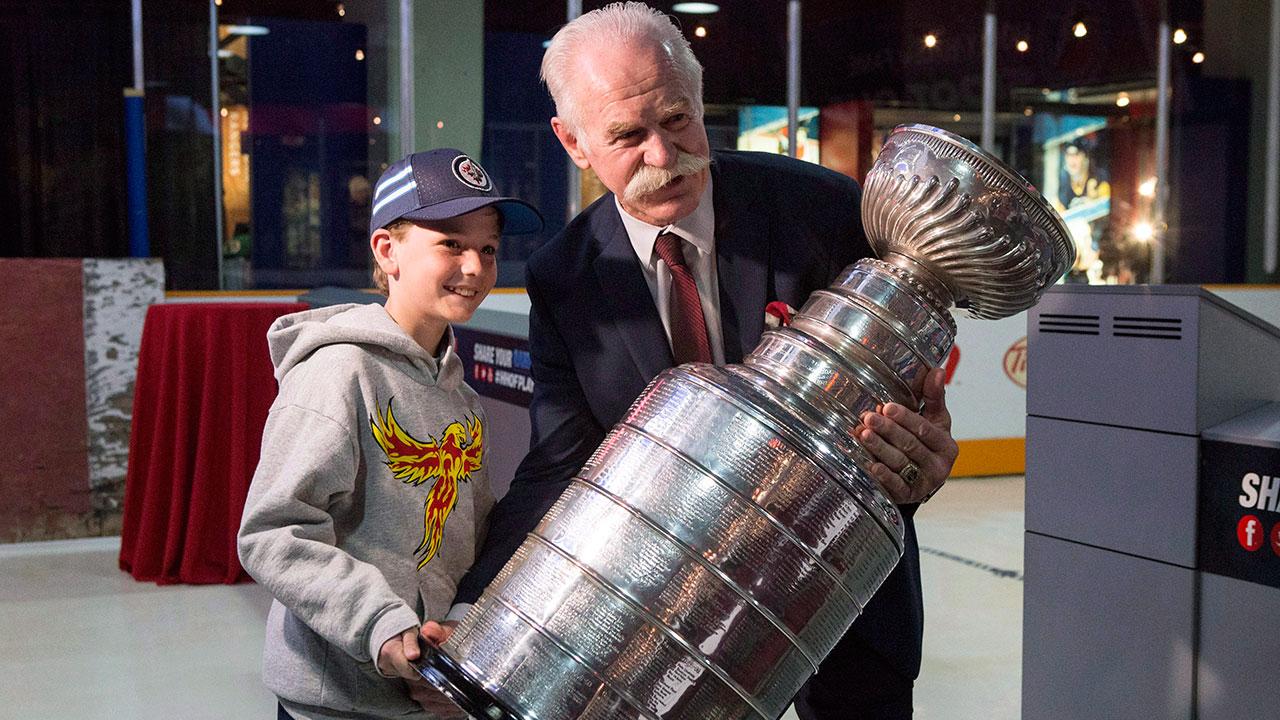 Q&A: Lanny McDonald on Hockey Day, Flames, Olympics, Johnny Bower