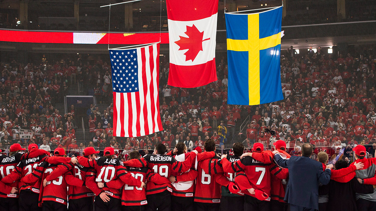 WJC  Twitter Reaction - Canada s Wild Tournament Win Over Sweden Ignites A  Nation 0df83c4515baa