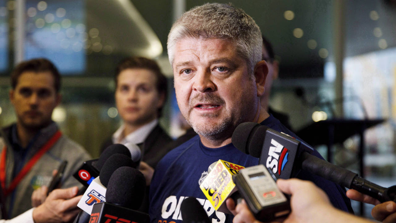 The Worst Thing The Oilers Could Do Is Fire Todd McLellan