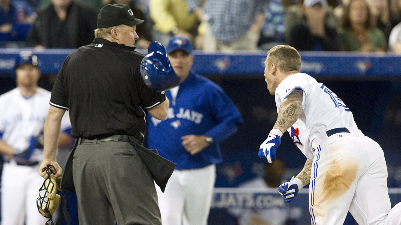Watch: Former Blue Jay Brett Lawrie pokes fun at himself in gender reveal