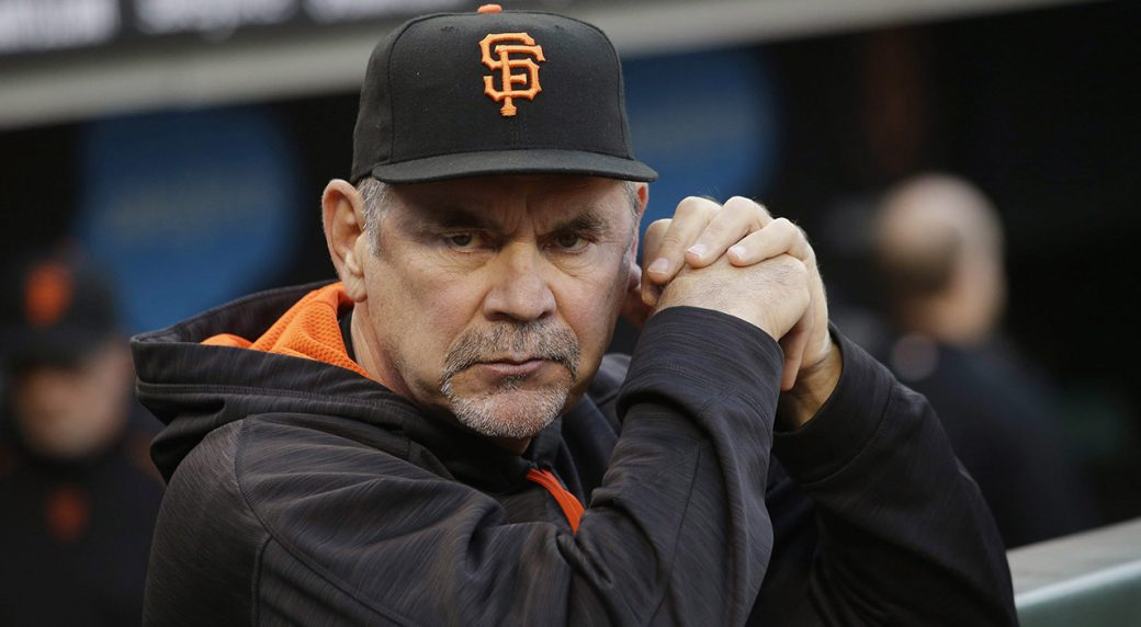 San Francisco Giants Manager Bruce Bochy Will Retire after 2019