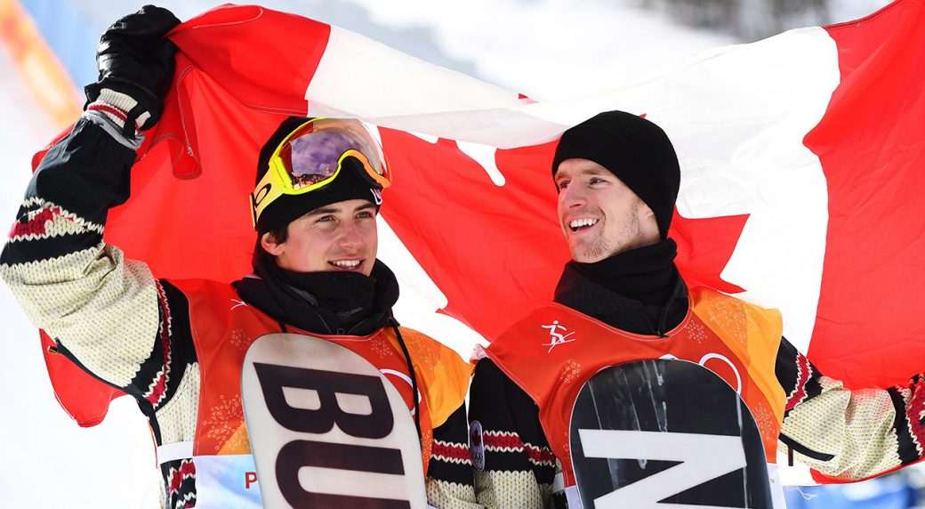 Canada Wins First Two Medals at Winter Games