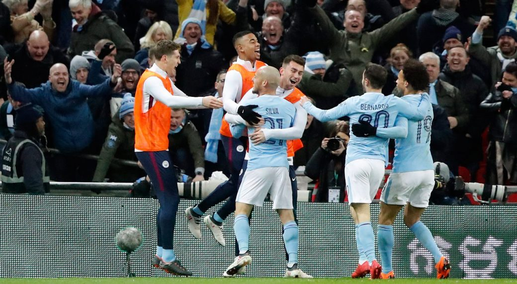 Tottenham 1-3 Manchester City: 5 things we learned