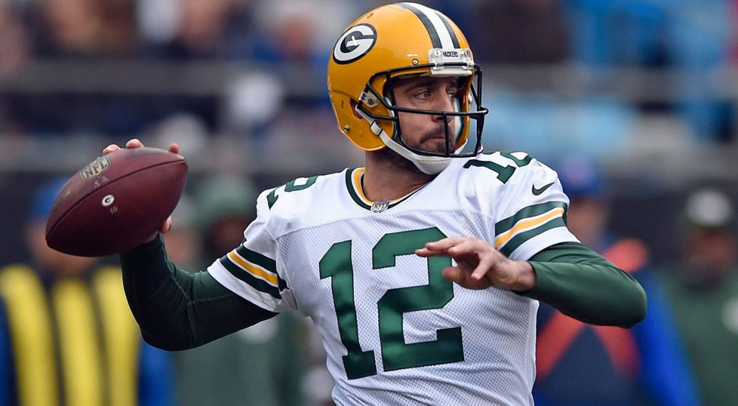 Aaron Rodgers Packers Agree To Monster Extension