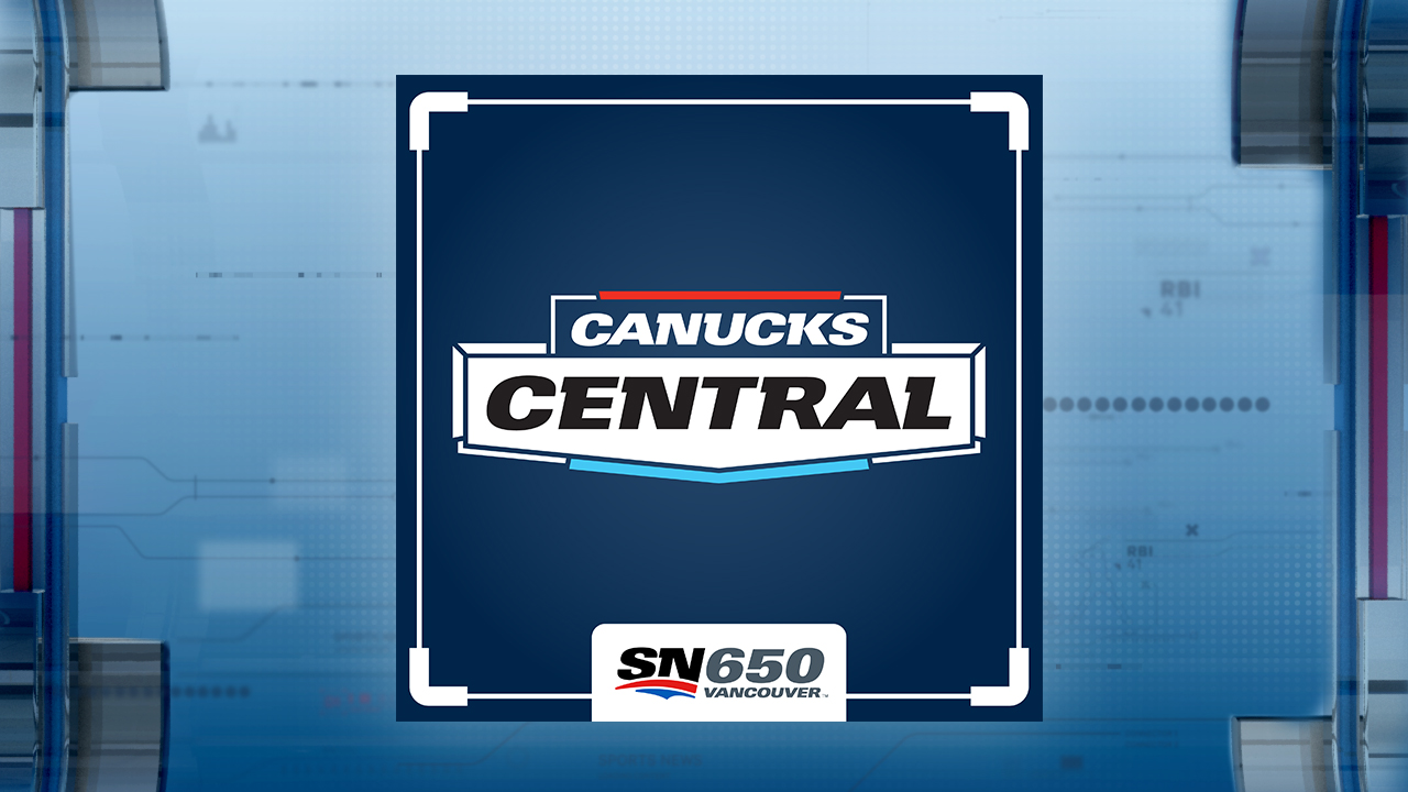 Canucks Central @ Noon Logo Image