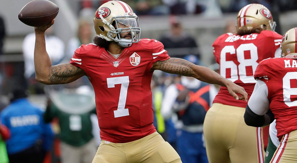 Broncos' John Elway makes puzzling remark about Colin Kaepernick