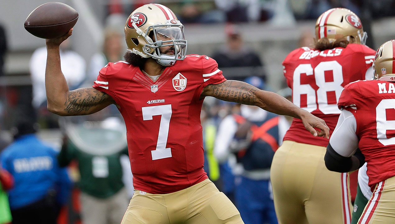 Elway on if Broncos would sign Kaepernick: 'Colin had his chance'