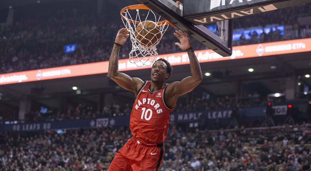 Raptors Hand Grizzlies Their 6th Straight Road Loss