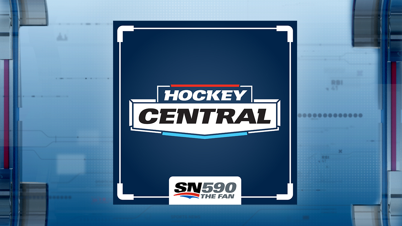 Hockey Central @ Noon Logo Image