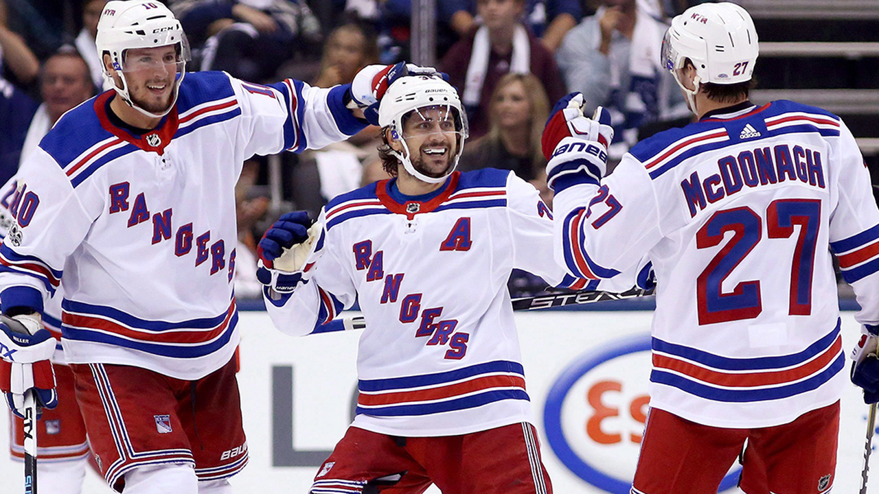 could any other nhl teams announce a rebuild like the rangers