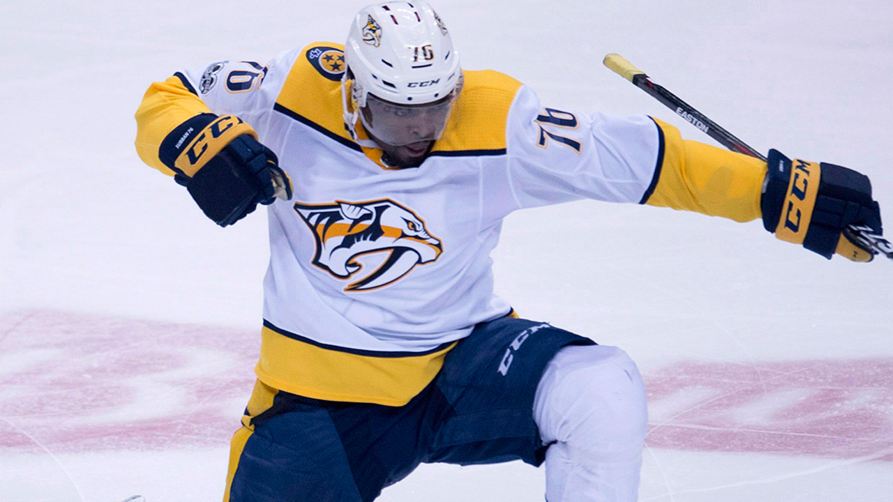P.K.'s packing. Predators trade defenceman to Subban to Devils
