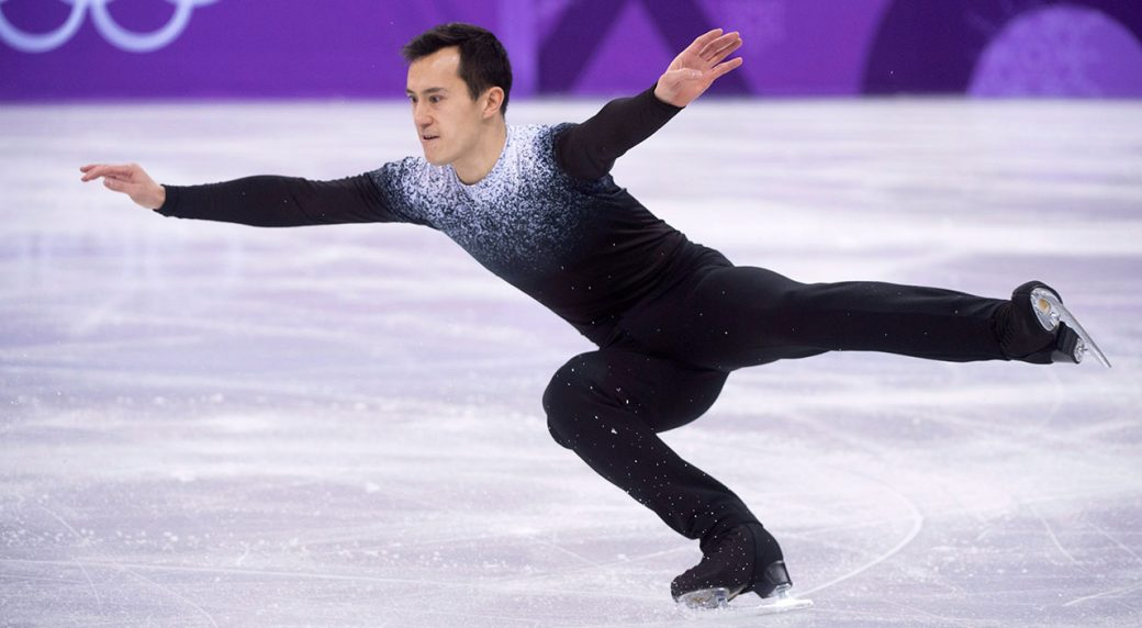 Patrick Chan Feels Mentally Prepared Despite Rough Olympic