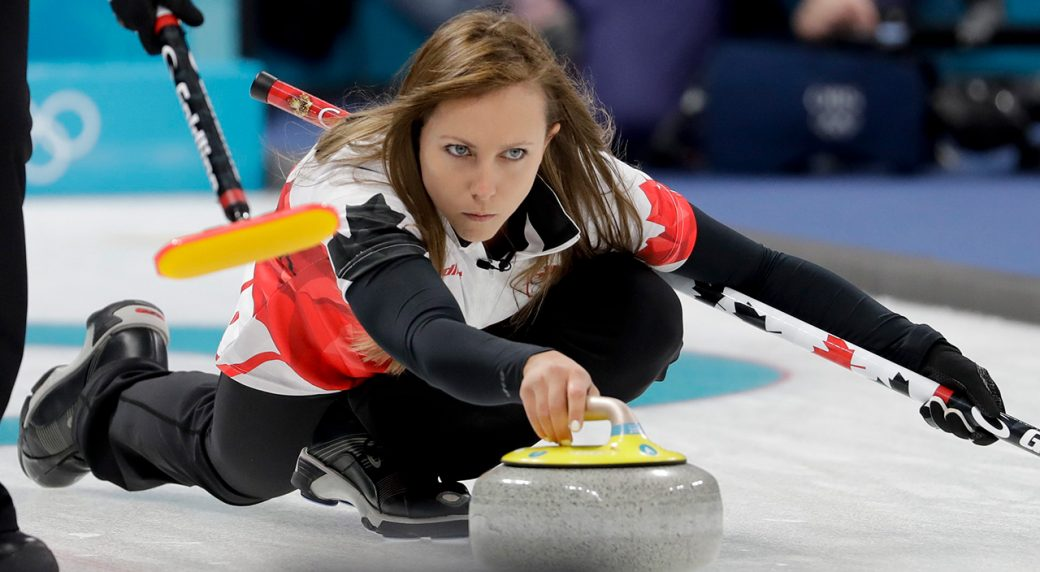 Curling: Canada tumble into 0-3 hole with loss to Denmark