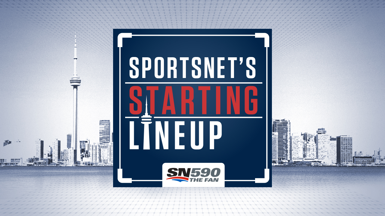 Sportsnet's Starting Lineup Logo Image
