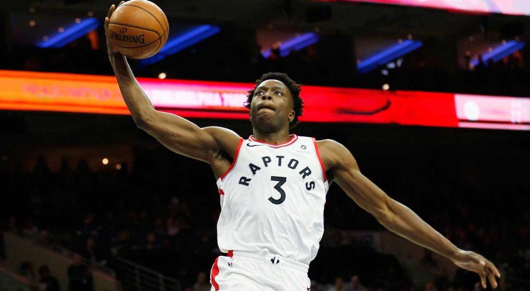 Raptors  OG Anunoby among NBA Summer League standouts - Sportsnet.ca b248ec457